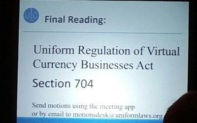 CoinStructive's Letter to the Uniform Law Commission regarding the Virtual Currency Business Act