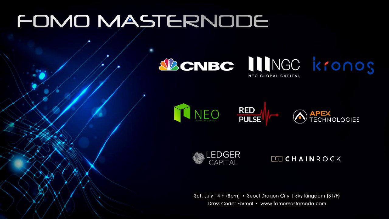 Final Fomo masternode flyer