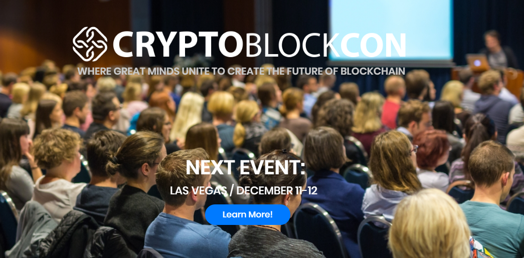 CryptoBlockCon 2018 – Las Vegas: A Jam Packed 2-day Event Connecting and Showcasing World Blockchain Industry Leaders