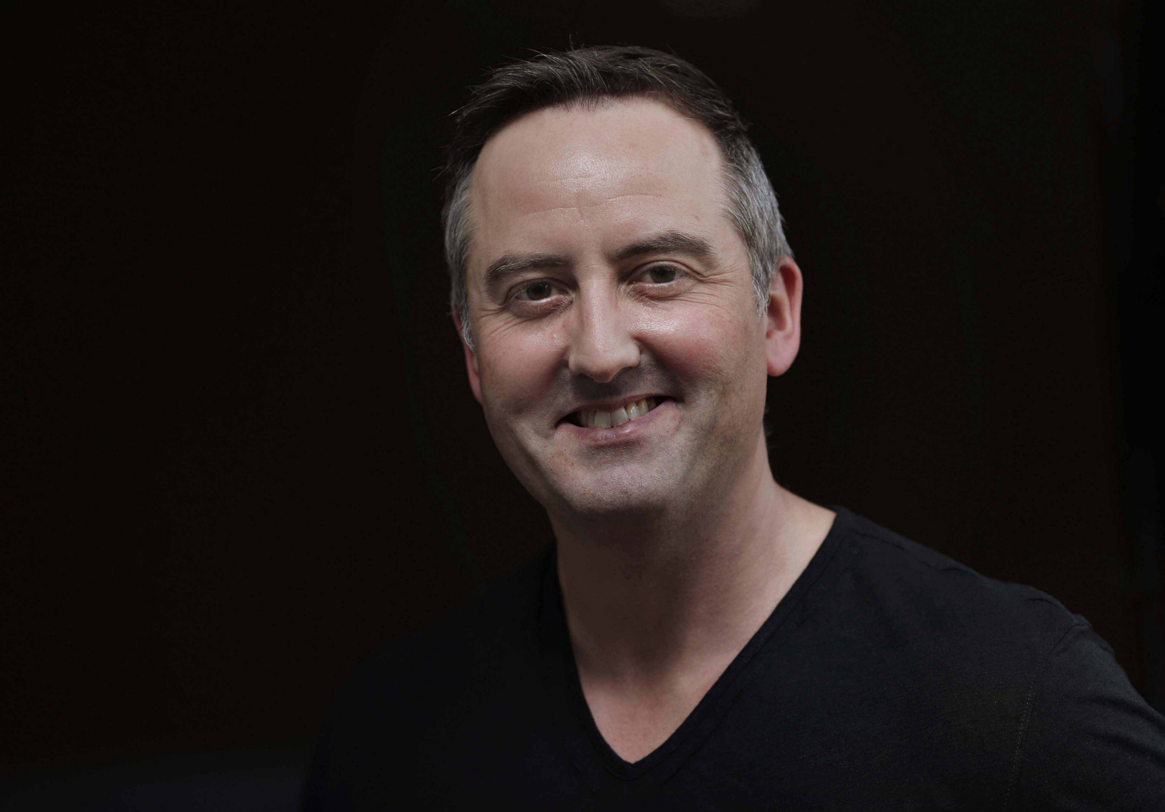 Picture of Paul Walsh, CEO and founder of Metacert