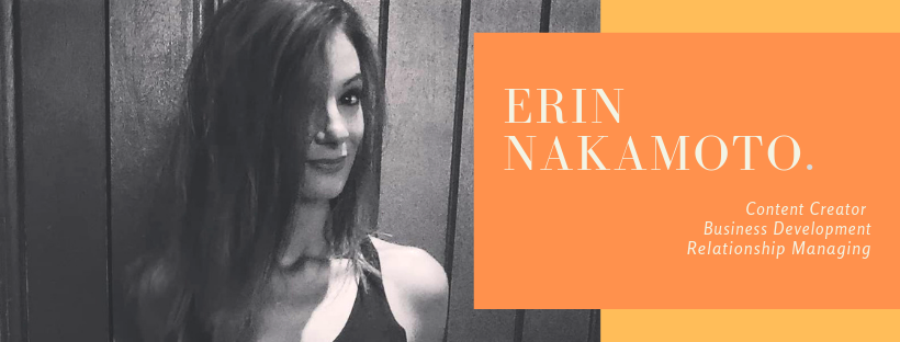 Cover picture of Erin Nakamoto