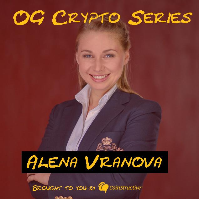 OG Crypto Series #2 – Alena Vranova – Strategy, Casa Inc.