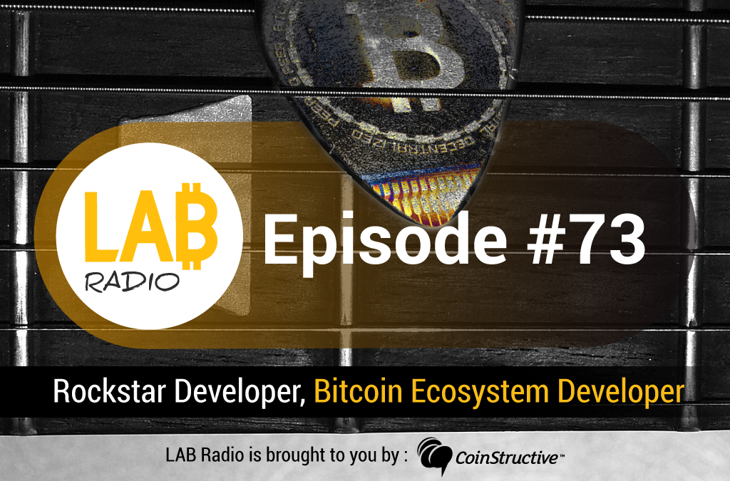 LAB Radio Ep 73 – Lunch with Rockstar Developer