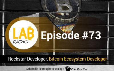 LAB Radio Ep 73 – Lunch with Rockstar Developer