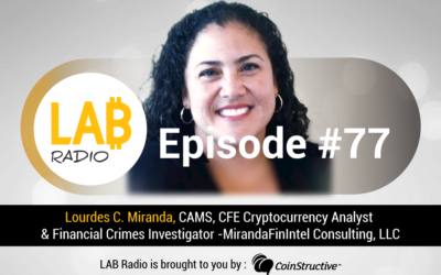 LAB Radio Ep 77 – Lourdes Miranda