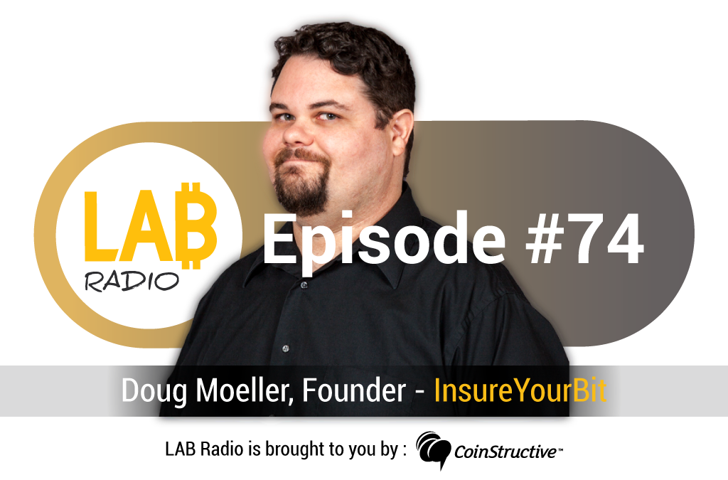 LAB Radio Ep 74 – InsureYourBit with Doug Moeller